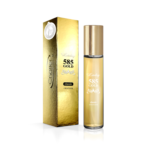 585 Gold Lady