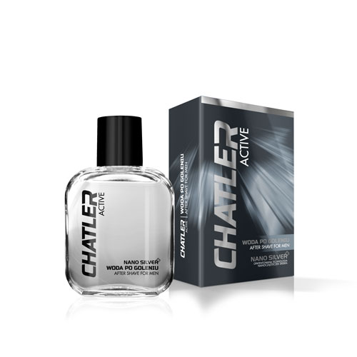 Active After Shave