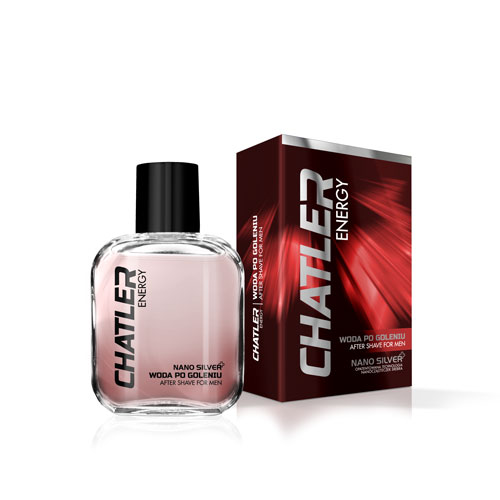 Energy After Shave