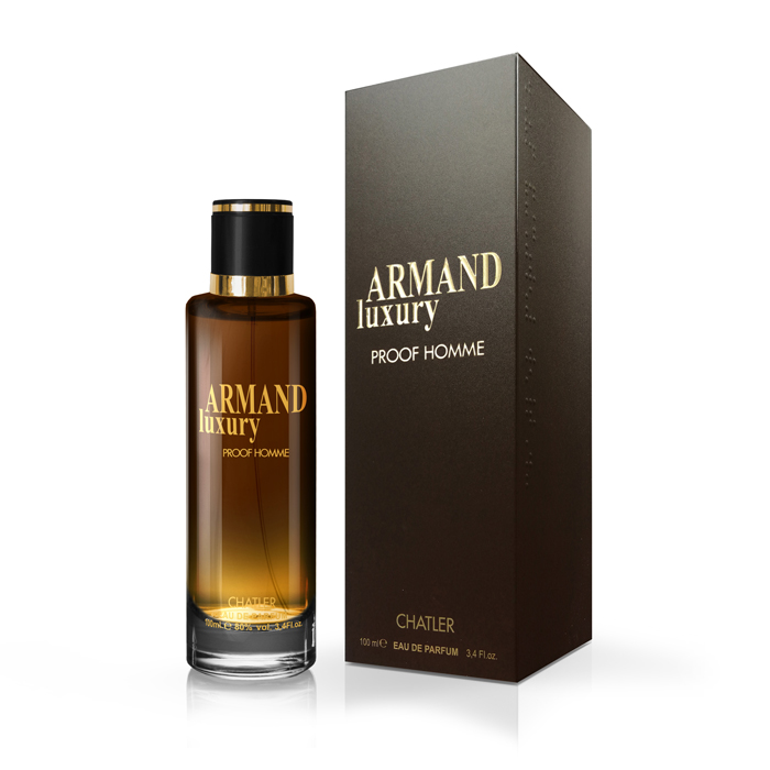 Armand Luxury Proof Homme