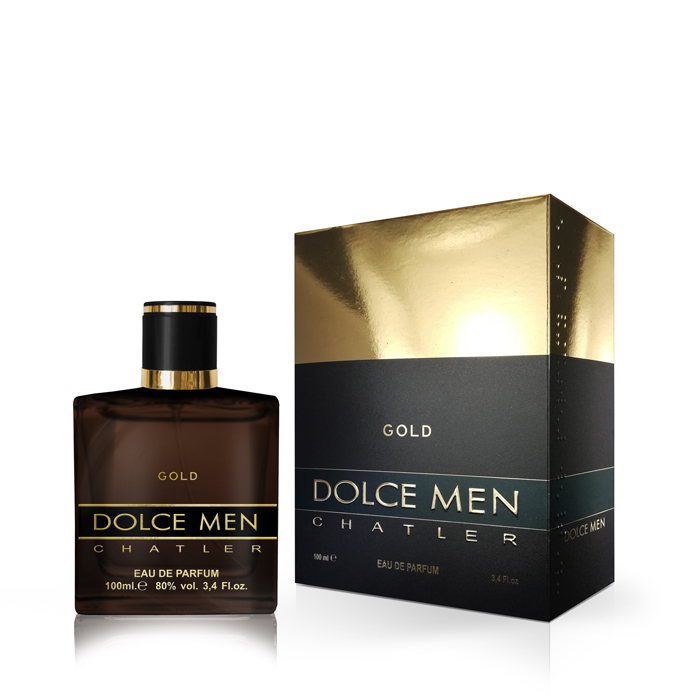 Dolce Men Gold
