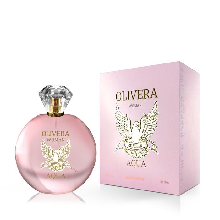 Olivera Aqua Woman