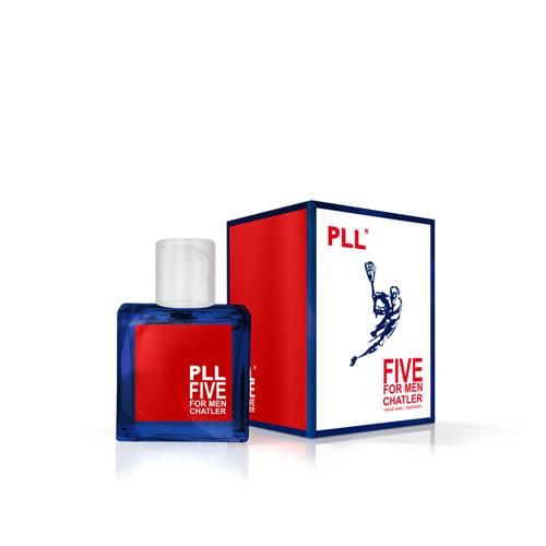 PLL Five Men