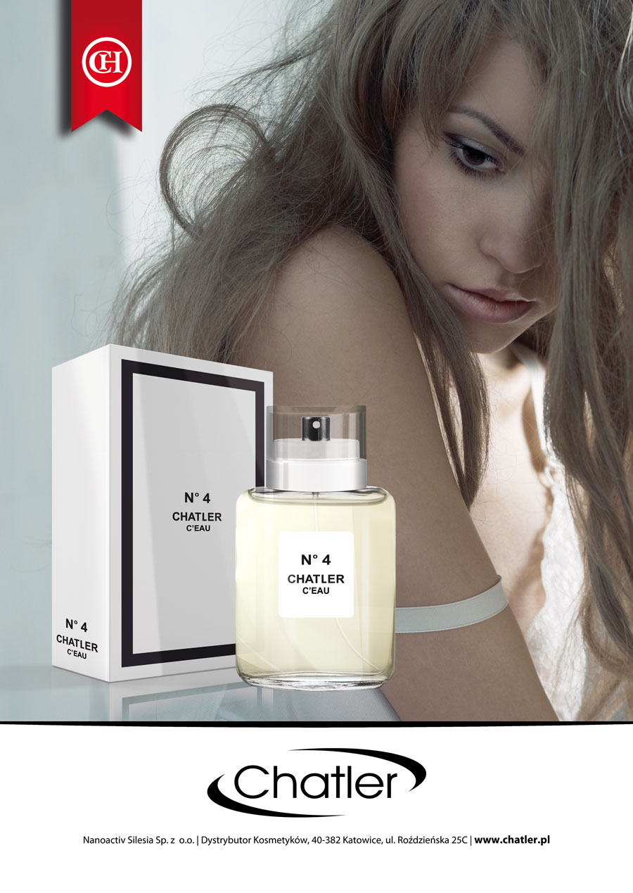 Nº 4 C'eau Woman