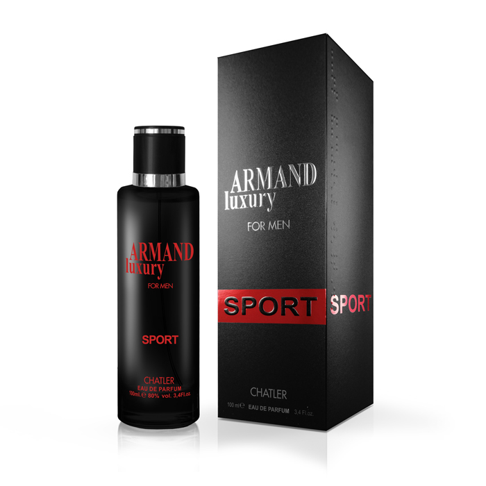 Armand Luxury For Men Sport